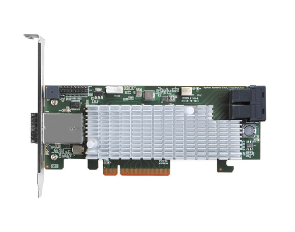 HighPoint RocketRAID 3742A 8x Int. & 8x Ext. Channels 12Gb/s PCIe 3.0 x8 SAS/SATA RAID Controller