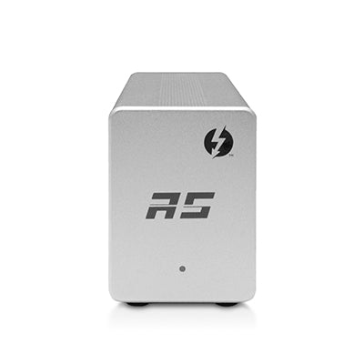 RocketStor 6324L Thunderbolt™ 2 to 4-Channel 6Gb/s SATA JBOD Adapter ( Clearance Item)