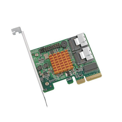 RocketRAID 2680SGL 8-Channel PCIe x4 3Gb/s SAS/SATA RAID Controller ( Clearance Item)