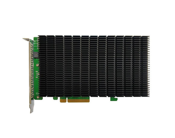 HighPoint SSD7204 – 4x Dedicated M.2 PCIe 3.0 x8 NVMe RAID Controller For Mac, Windows and Linux( Now Available)