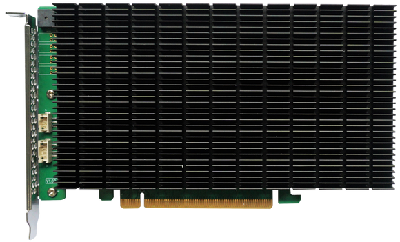 HighPoint Rocket 1104 4x M.2 PCIe Gen3 x16 NVMe Host Controller (Preorder: Ships Late-April 2021)