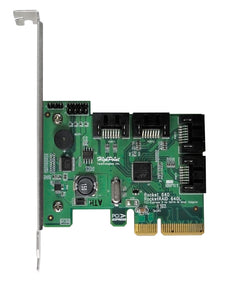 RocketRAID 640L 4-Channel 6Gb/s SATA PCIe 2.0 RAID Controller