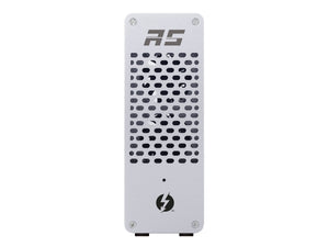 RocketStor 6661A-mSAS2 Thunderbolt™ 3 to 2x Mini-SAS Port Adapter (8x SAS/SATA Channels)