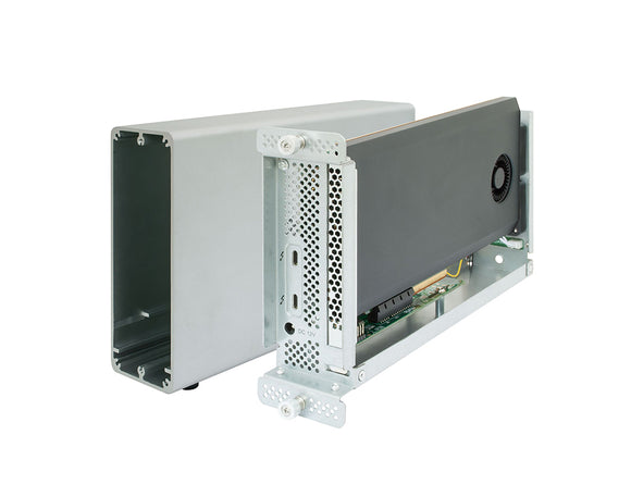 RocketStor 6661A-NVMe -Thunderbolt™ 3 to NVMe RAID Adapter