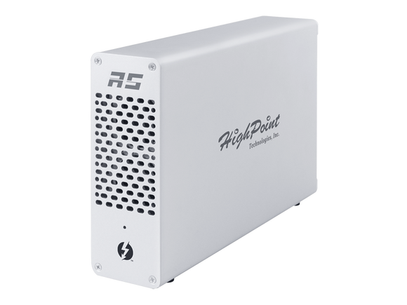 RocketStor 6661A Thunderbolt™ 3 to PCIe 3.0 x16 Expansion Chassis