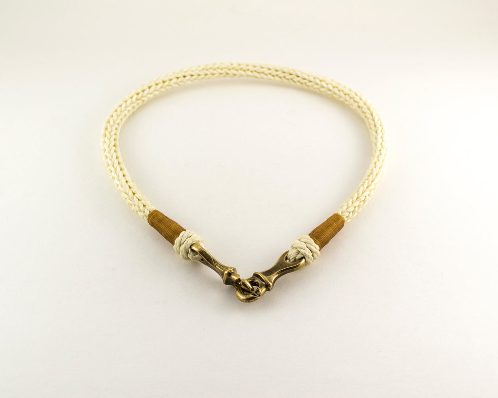Sister Necklace 2, Brass