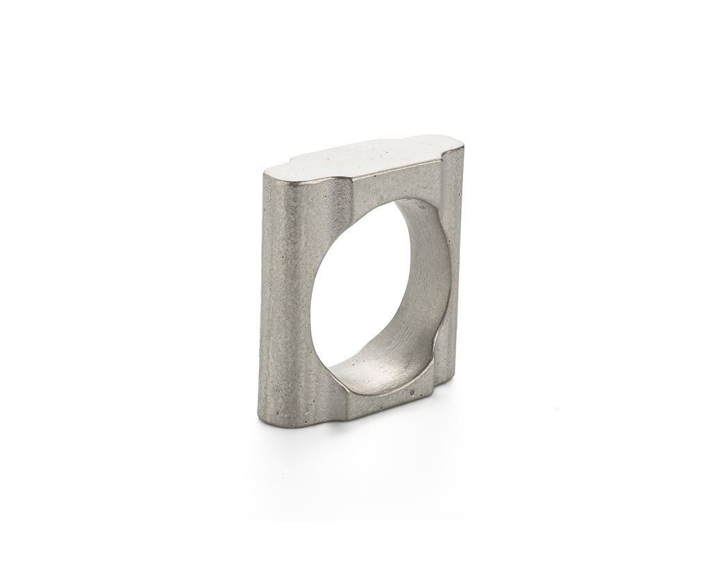 Token Ring 1, Sterling Silver
