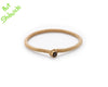 Soft Shackle Bracelet, Brass