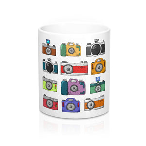 Camera Coffee Mug - jewelry-by-meesh