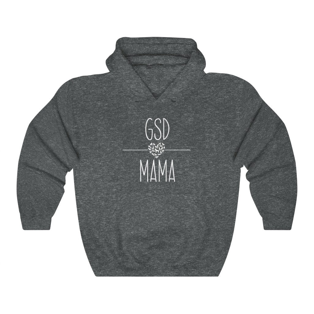 GSD Mama Unisex Heavy Blend™ Hooded Sweatshirt