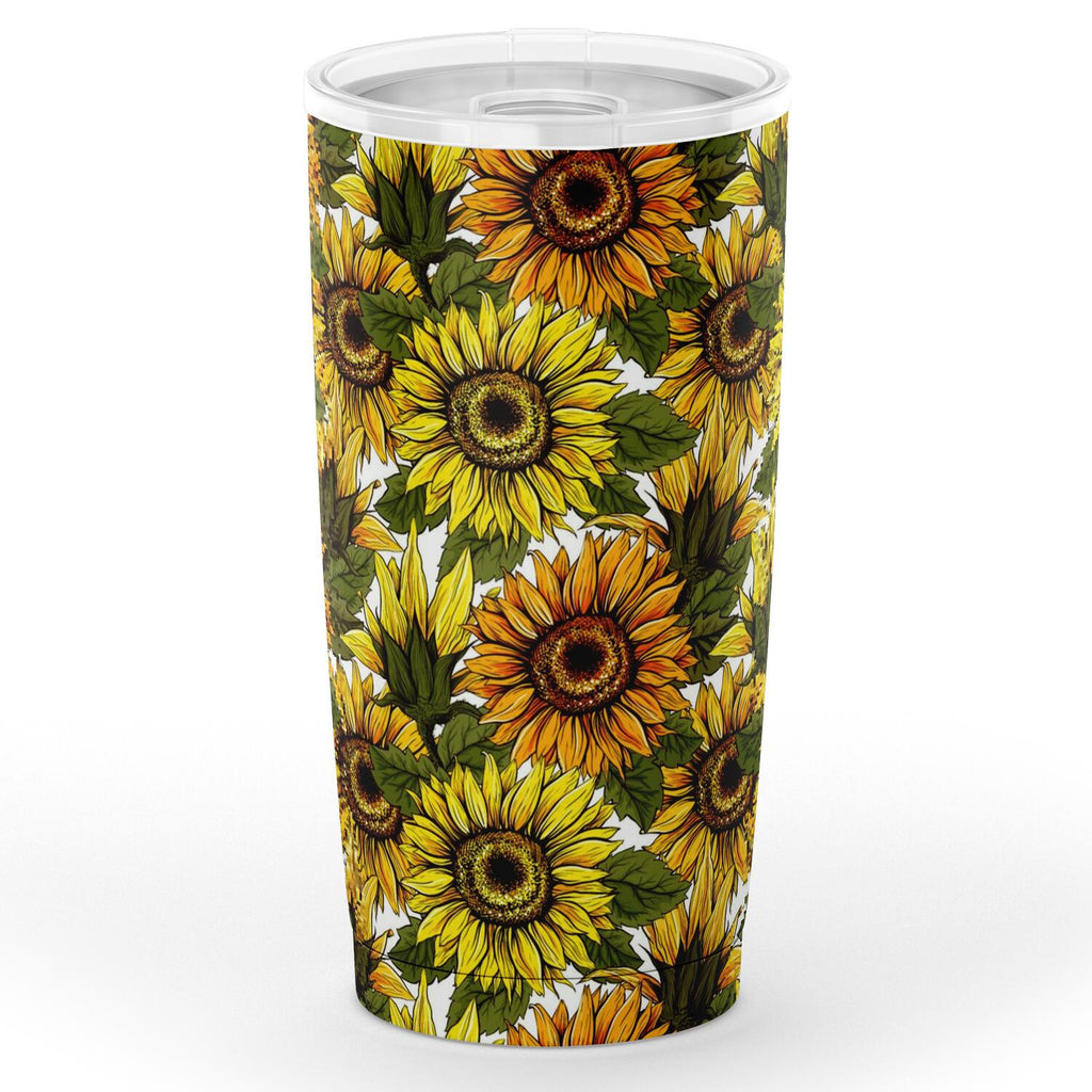 Sunflower 20oz Tumbler