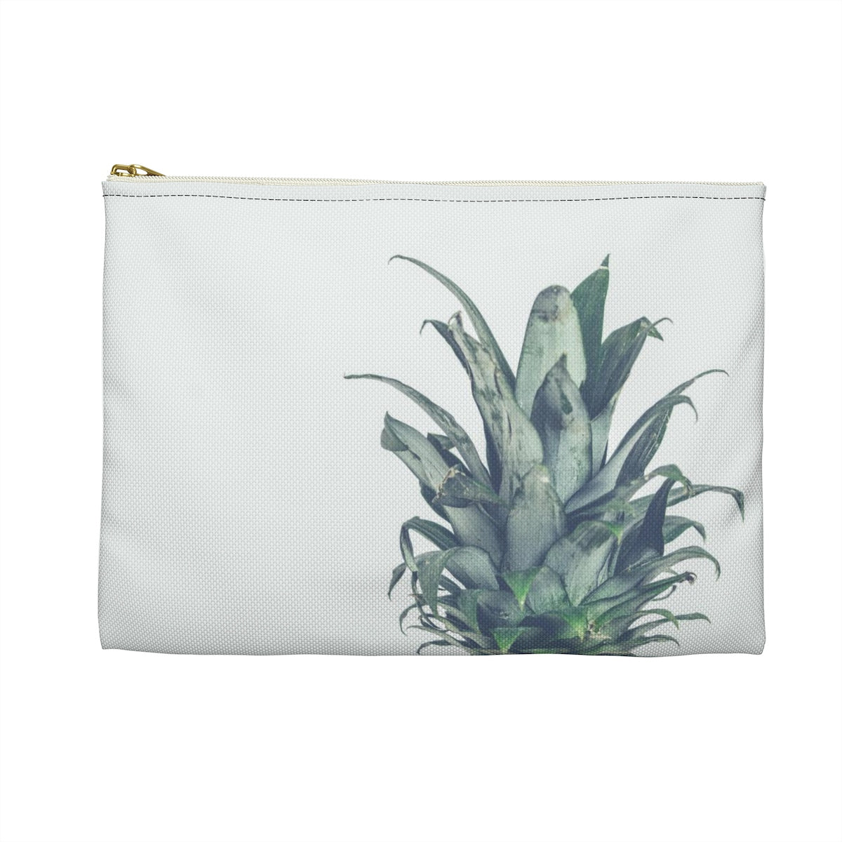 Pineapple Accessory Pouch - jewelry-by-meesh