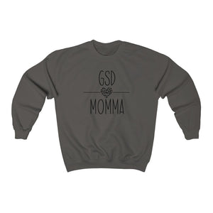GSD Momma Unisex Heavy Blend™ Crewneck Sweatshirt