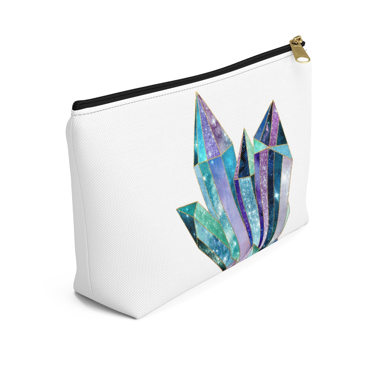 Cosmic Crystal Accessory Pouch - jewelry-by-meesh
