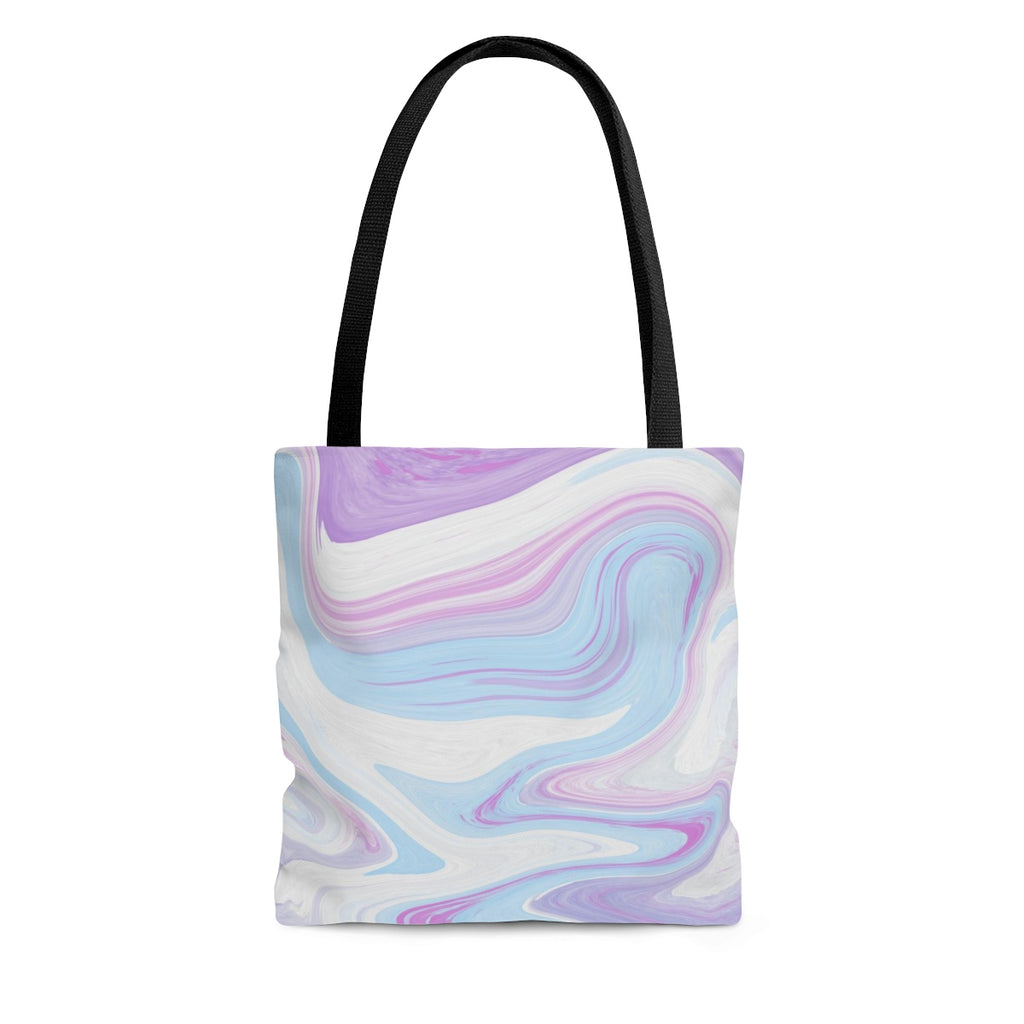 Colorful Marble Tote Bag, Marble Bag, Marble Tote Bag, Travel Bag, Trendy Tote - jewelry-by-meesh