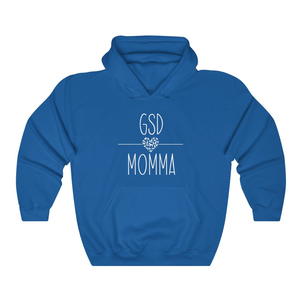 GSD Momma Unisex Heavy Blend™ Hooded Sweatshirt