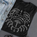 Zodiac Shirt - Cancer