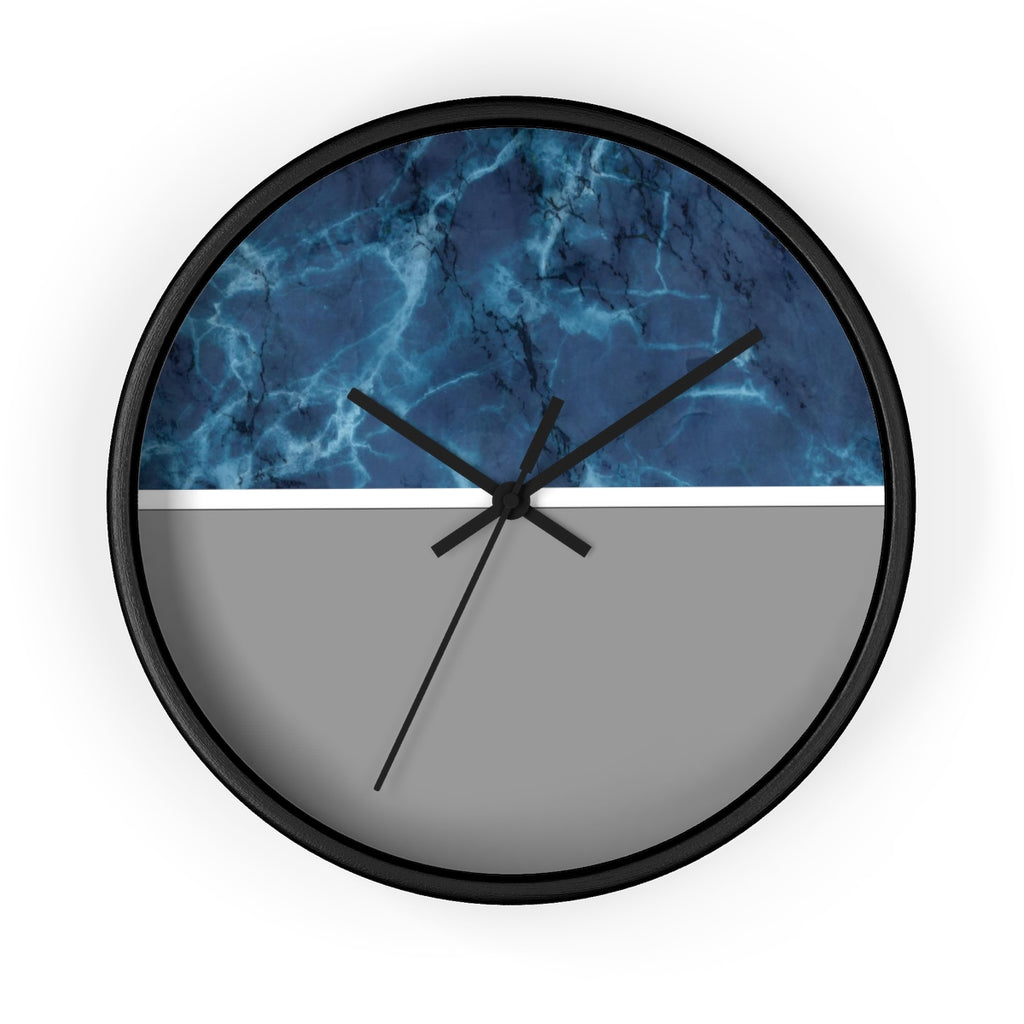 Masculine Modern Wall Clock - jewelry-by-meesh