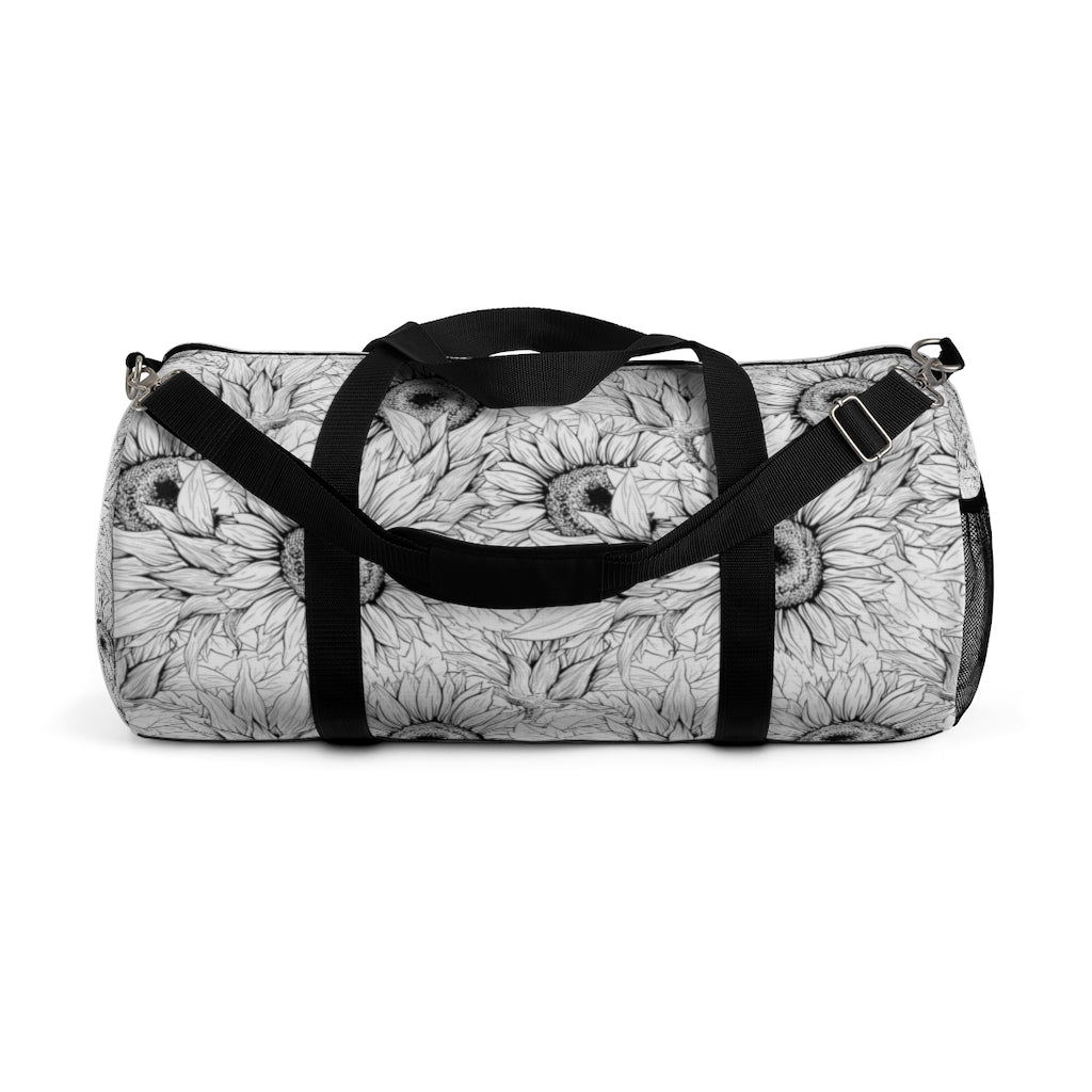 Sunflower Duffel Bag