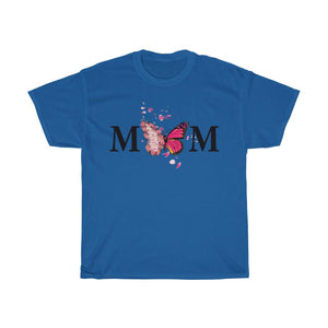 Mom Butterfly Tee, Mom Tee, Mom Graphic Tee, Gift for Mom, Mom, Butterfly, Butterflies, Butterfly Gift, Butterfly Graphic Tee