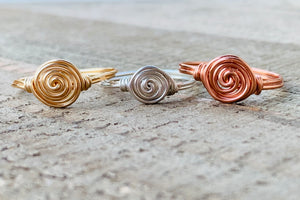 Spiral Ring - jewelry-by-meesh