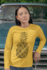 Pineapple Unisex Long Sleeve Tee