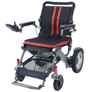iTravel Generation Foldable Power Wheelchair
