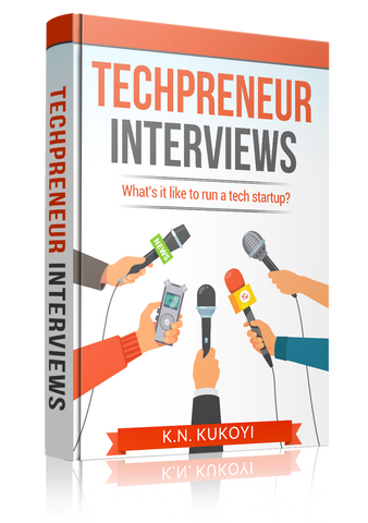 Techpreneur Interviews: What's it really like to run a tech startup?