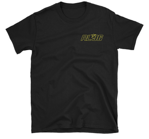 Adult Yellow Logo RL96 T-Shirt