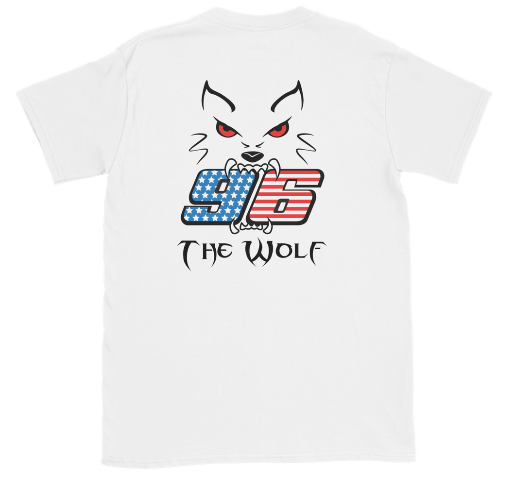 Adult The Wolf T-Shirt