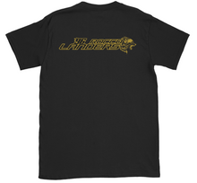 Adult Gold RL96 Wolf T-Shirt