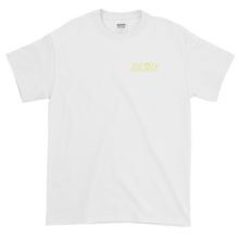Adult Yellow Logo Star 96 Bike T-Shirt