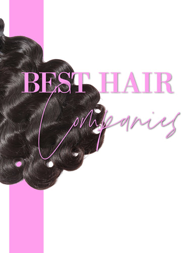 Best Hair Companies Vendor List