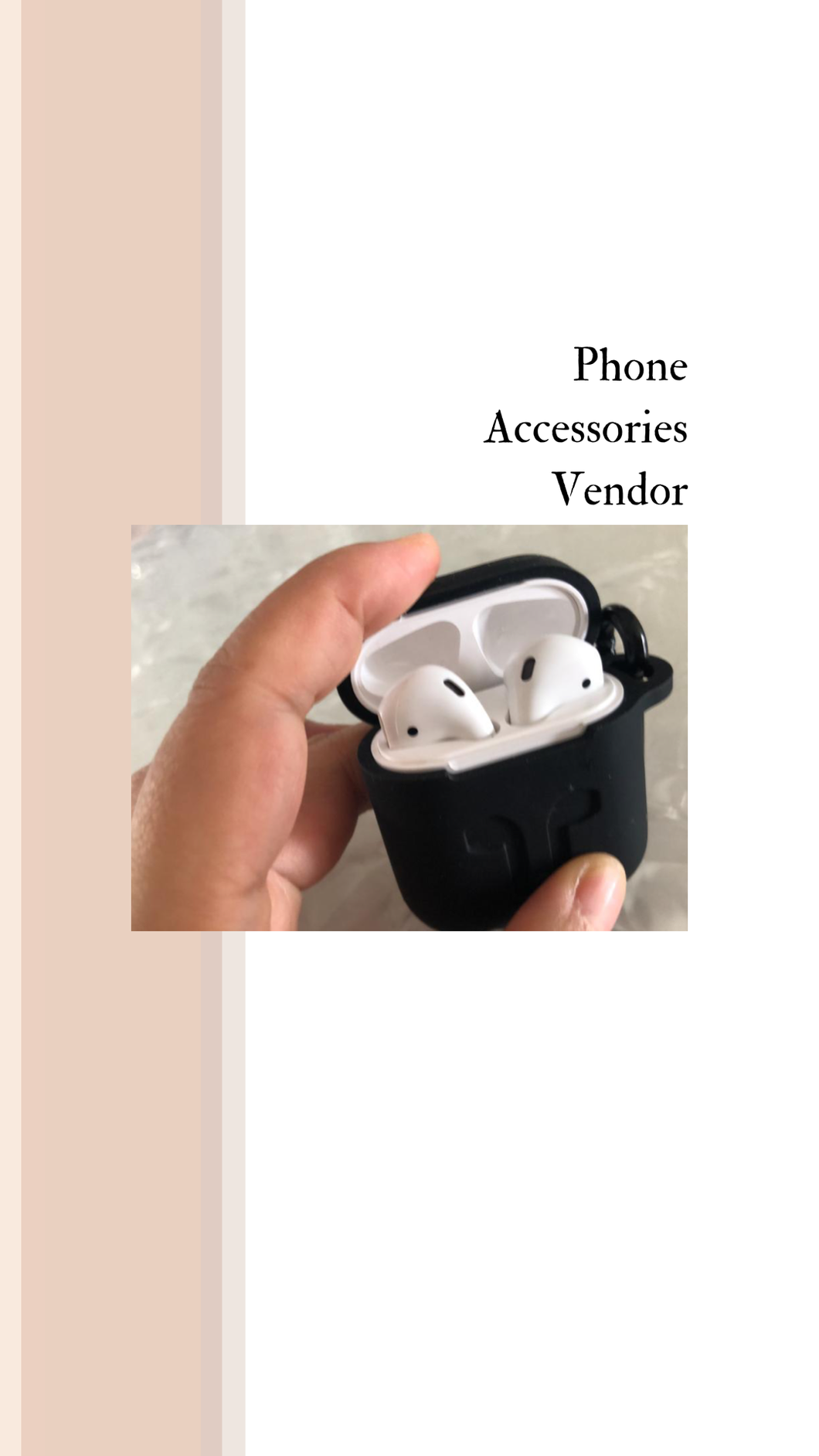 Phone Electronic Vendor 🚨