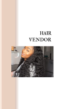 "Become The Plug - ""Hair Vendor"""