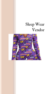 Sleep Wear Vendor