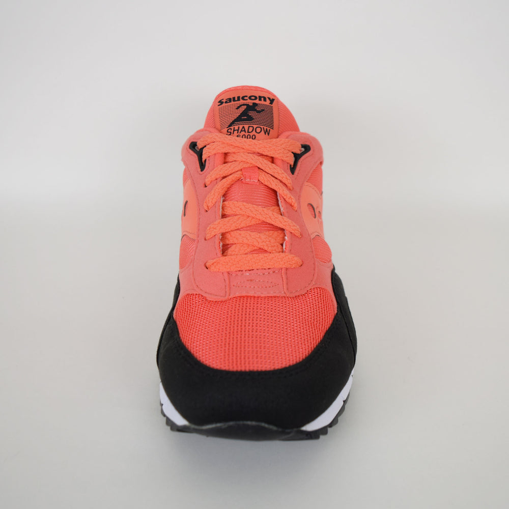 Saucony Shadow 6000 Coral Black