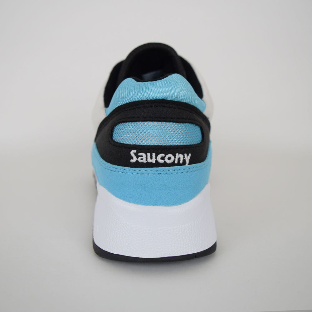 Saucony Shadow 6000 White Black/Blue