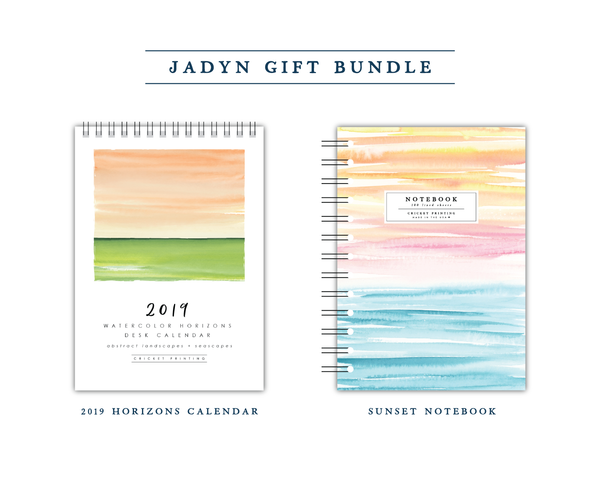 Jadyn Stationery Gift Bundle