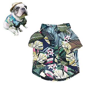 Dog Clothes Hawaiian Style Shirt