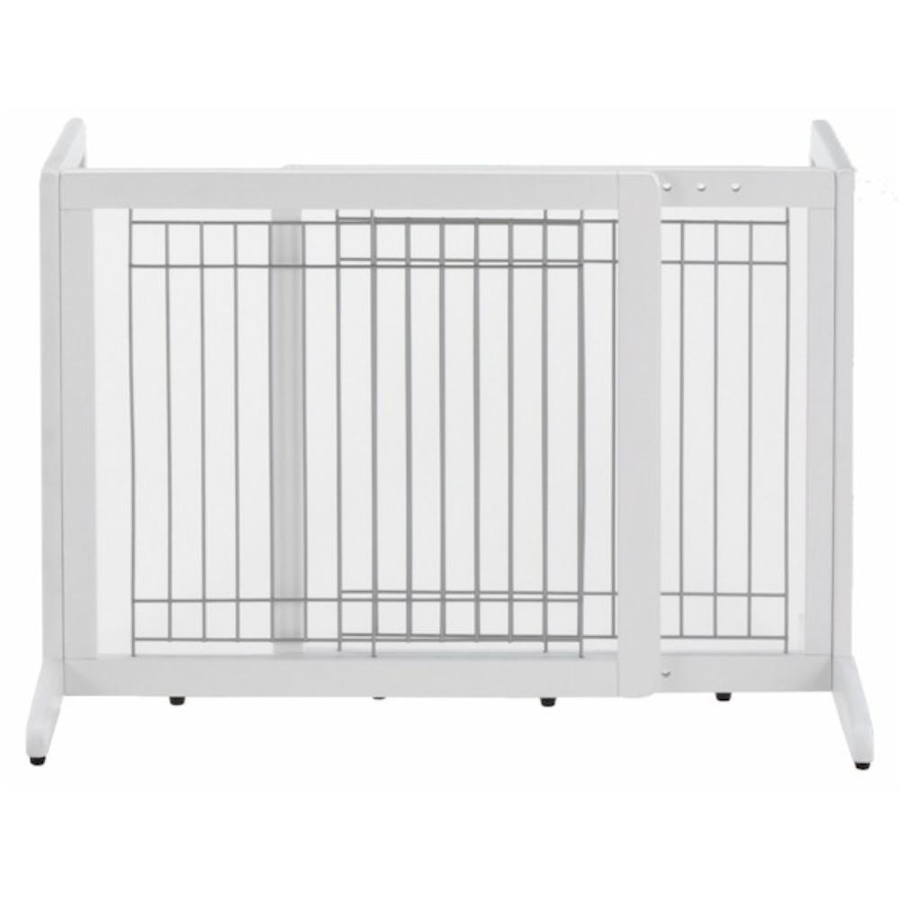 Small Cool Breeze Freestanding Pet Gate