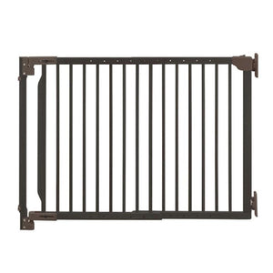 Expandable Walk Thru Pet Gate