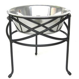 Mesh Elevated Dog Bowl