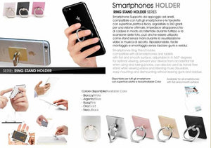 Mobile Phone Universal Finger Ring (100 pc)
