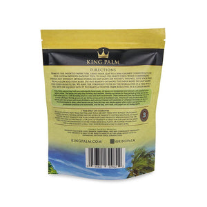 KING PALM MINI SIZE BULK 25PK + BOVEDA - 8CT