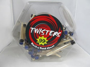 Twister Cones (100 pc)