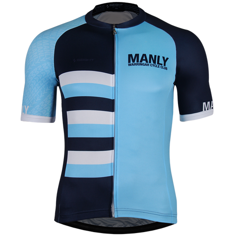 MWCC Men's Standard Short Sleeve Jersey (Race Cut L-XL)