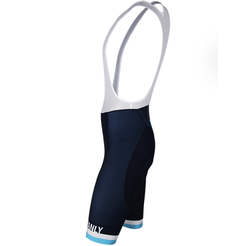 MWCC Men's Premium Seamless Bib Shorts (Aero Match) (Race Cut S-M)