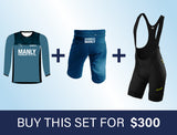 DHaRCO Short, Jersey and Bib set