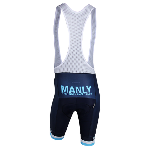 MWCC Men's Elite Bib Shorts (Race Cut)